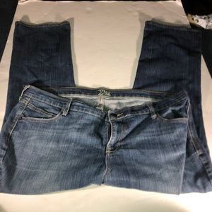 OLD NAVY Diva Jeans Size 20 Womens blue